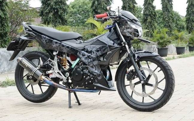 All New Suzuki Satria F150 2017