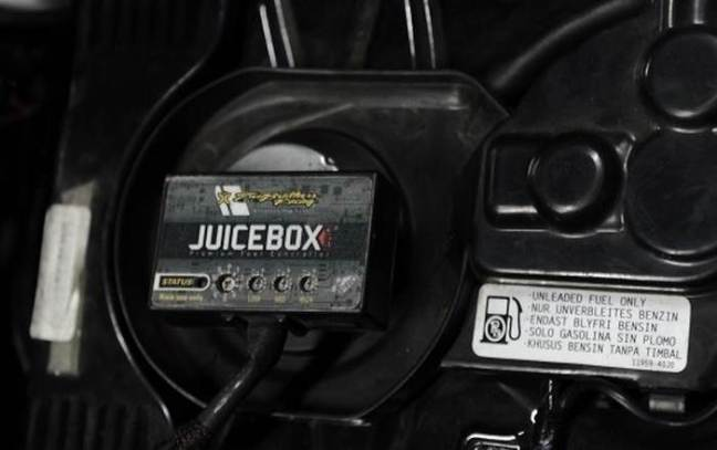 Fuel Controller Juice Box dari Two Brothers