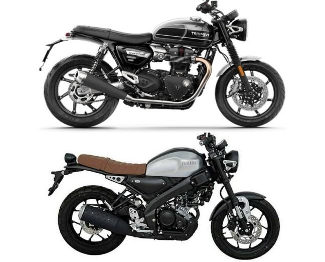 Motor Retro/Klasik Tidak Harus Jari-Jari